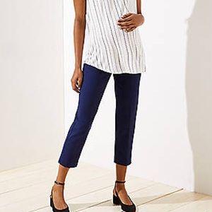 Pants - NWT Ann Taylor Loft maternity straight leg pant